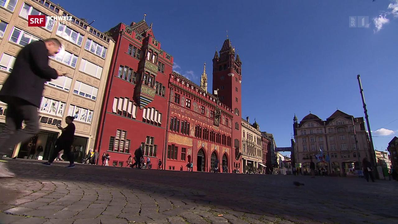 Jahrhundertprojekt für Basel