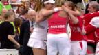 Video «Schweiz im Fedcup-Halbfinal» abspielen