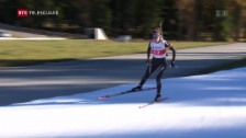 Laschar ir video «Co atletAs profiteschan da l'arena da biatlon a Lantsch»