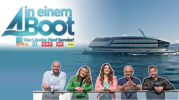 Sommeraktion «4 in einem Boot»