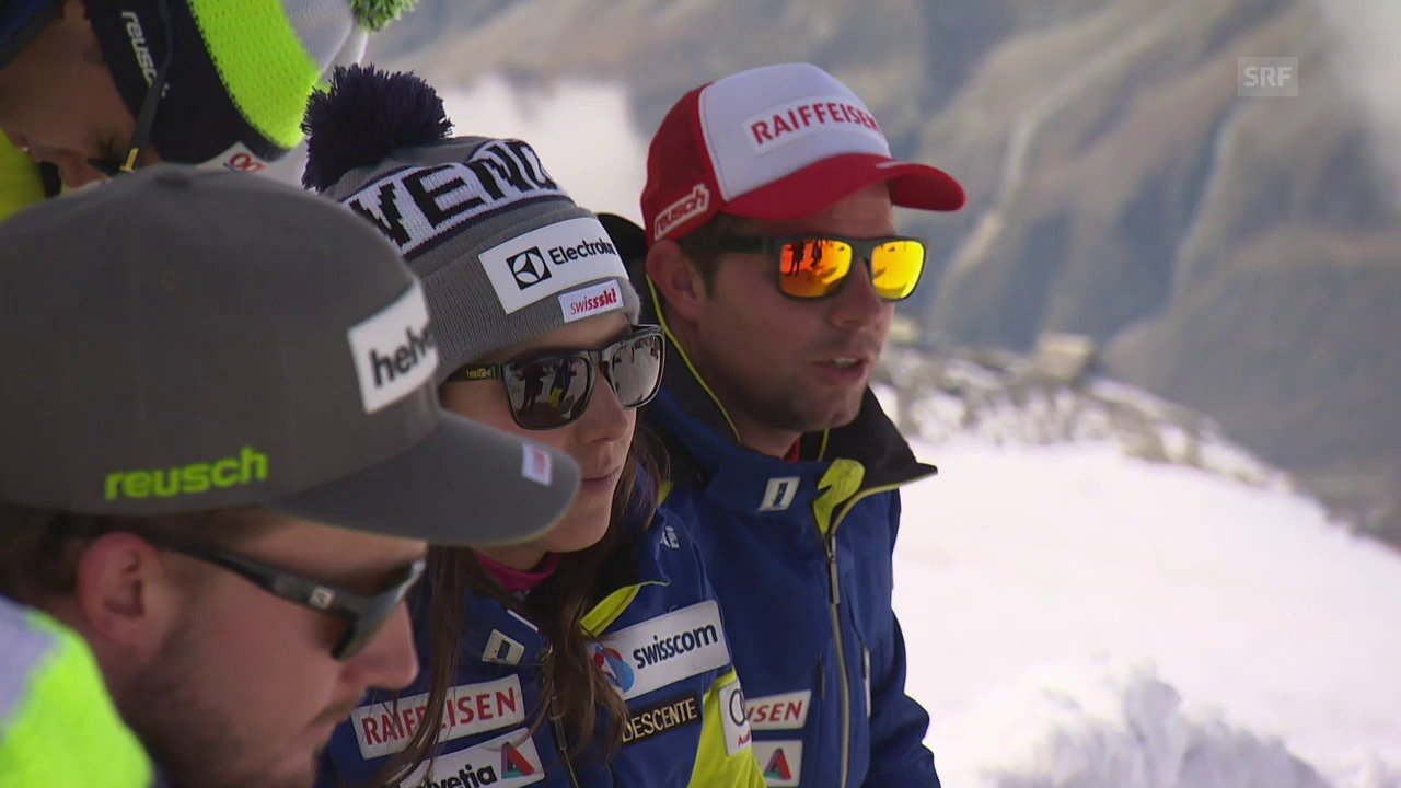 Strahlende Schweizer Weltmeister in Zermatt