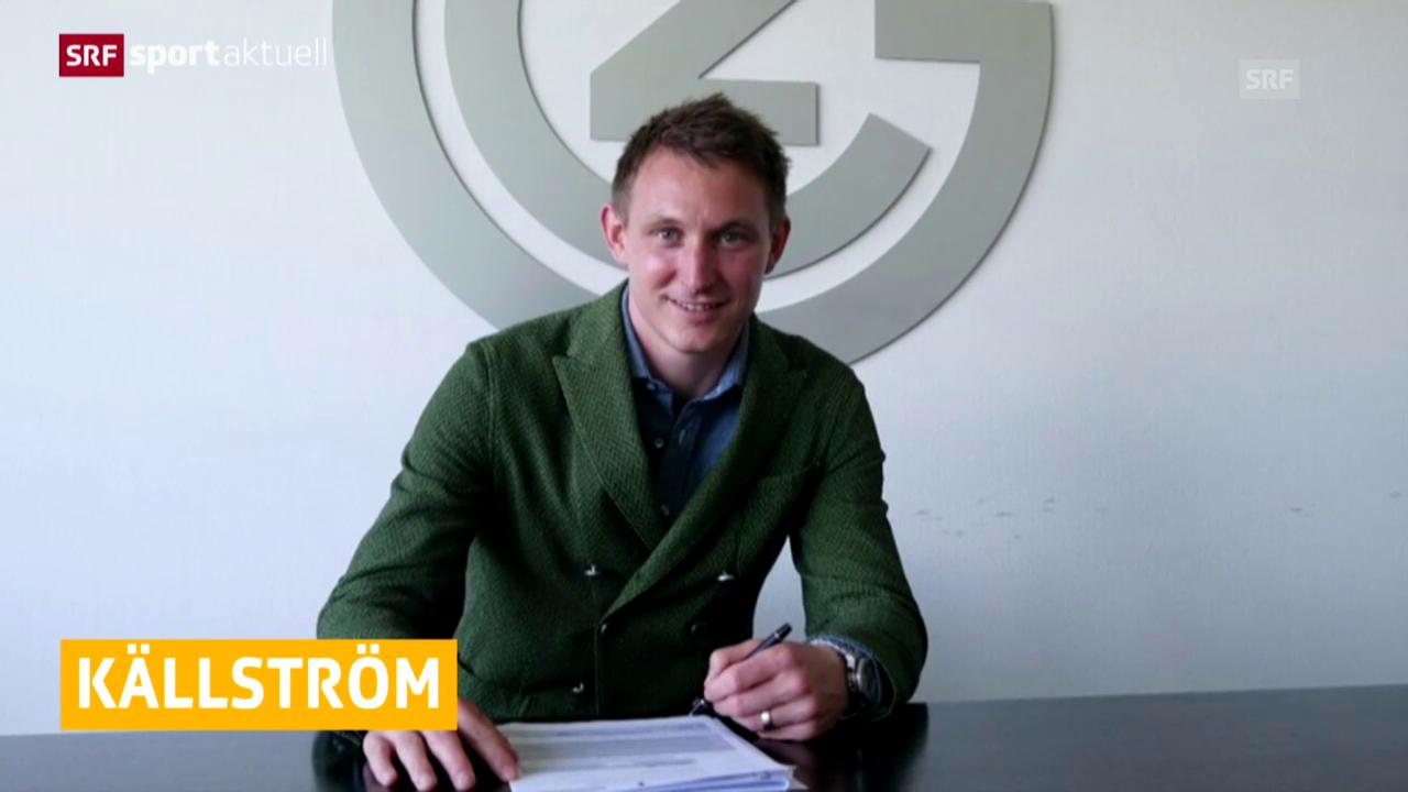 Fussball: Kim Källström zu GC