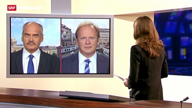 Video «Einschätzungen von Hanspeter Forster und Christian Kolbe» abspielen