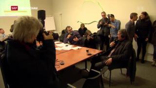Video «Zweiter Wahlgang im Wallis nötig» abspielen