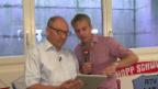 Video «Wettbewerbsaufgabe für Beni Thurnheer» abspielen