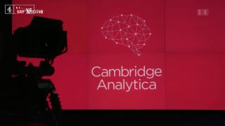 Video «Das schmutzige Geschäfte mit Facebook-Daten» abspielen