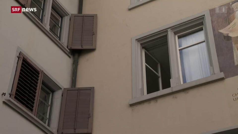 Stichproben zur Luftqualität in Innenräumen