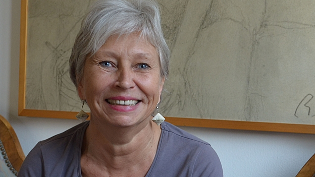 Doris Gloor, auf Job-Suche