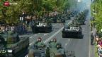Video «FOKUS: Europa rüstet auf» abspielen