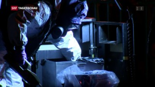 Video «Mutmasslicher Giftanschlag » abspielen