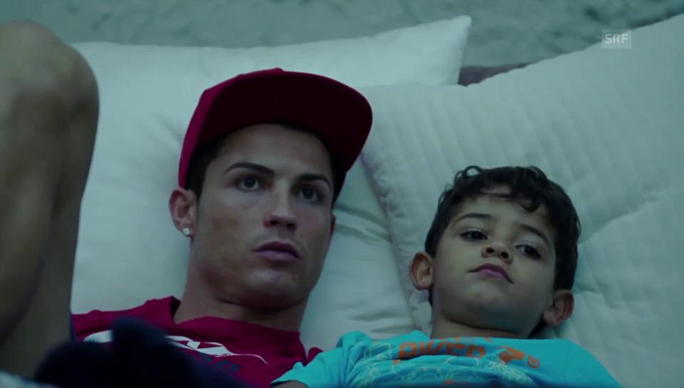 Trailer zum «Ronaldo»-Film