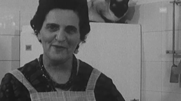 Video ««Die sollen in der Küche bleiben.»» abspielen