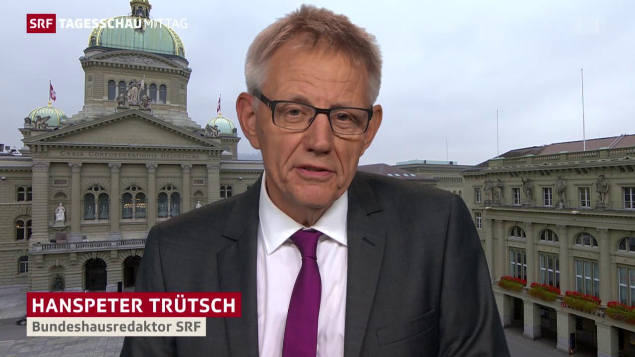 Wie verändert sich die Schweizer Politik mit dem neuen Parlament?
