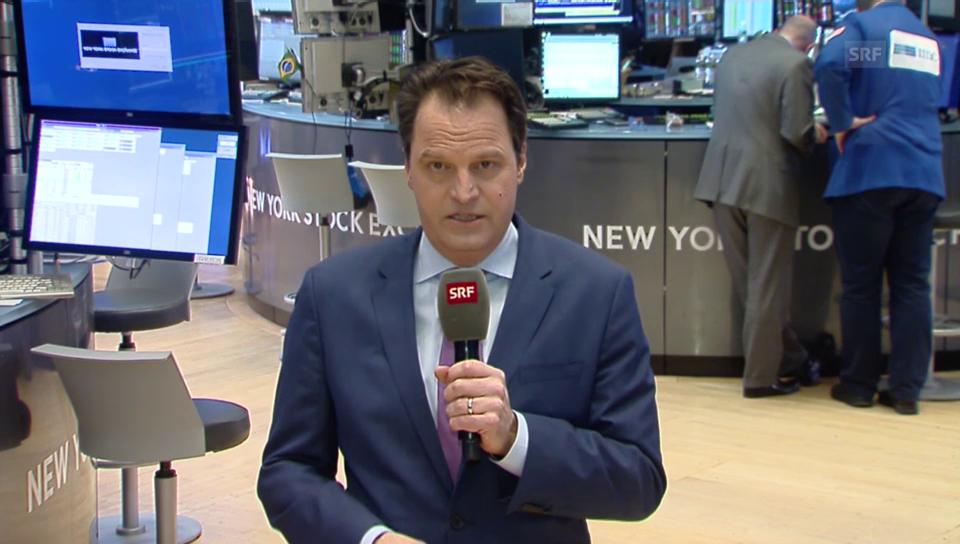 Einschätzungen von Börsenkorrespondent Jens Korte