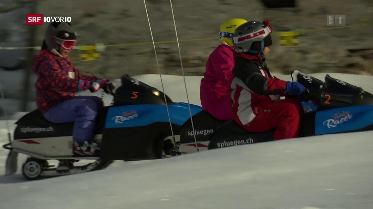 Wintersport: Neue Ideen sind gefragt