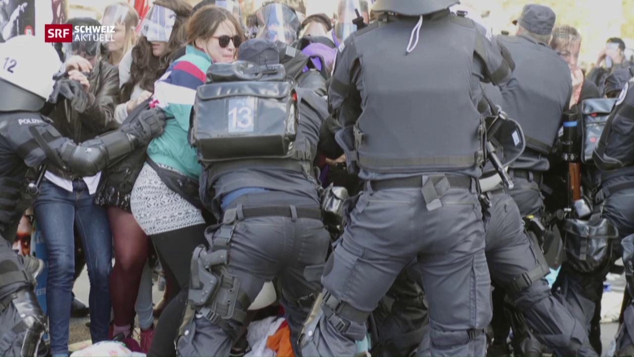 Strafverfahren gegen Polizisten