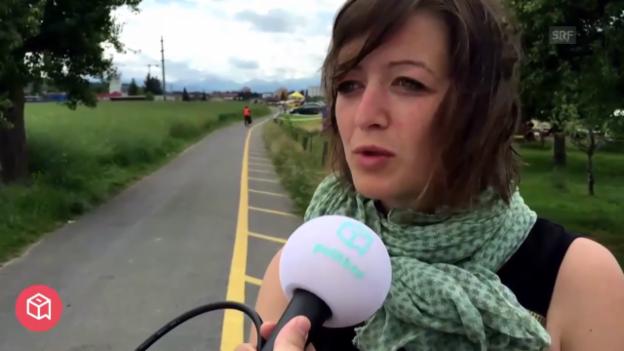 Video «Wofür würdest du auf die Strasse demonstrieren gehen?» abspielen