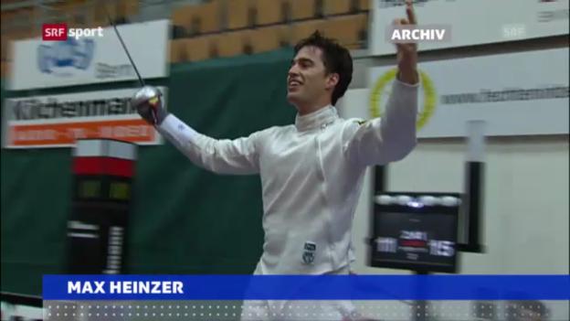 Video «Heinzer siegt in Legnano» abspielen