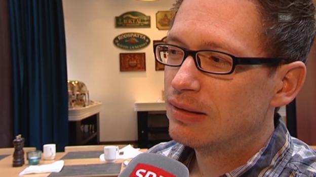 Video «Dänemark gewinnt ESC: Reaktionen von «Takasa» und Sven Epiney» abspielen