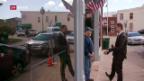 Video «Die Wählerinnen und Wähler im kleinen Städtchen Georgetown» abspielen