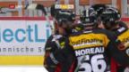 Video «Erfolgreicher Saisonstart für Titelverteidiger Bern» abspielen