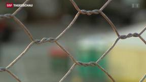 Video «Flüchtlings-Obergrenze in Österreich: Stimmungsbarometer vor Ort» abspielen