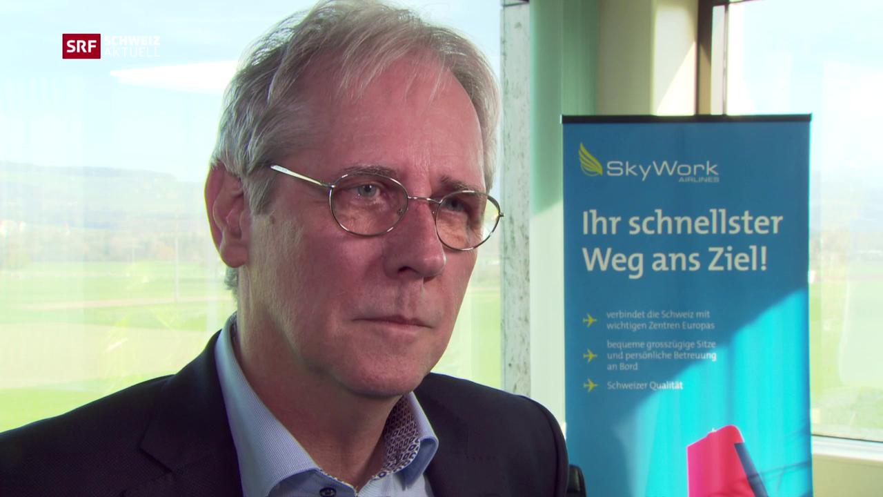 Skywork Airlines fliegt wieder