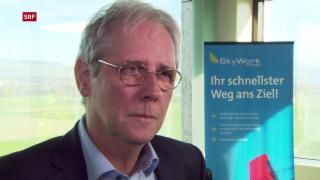 Video «Skywork Airlines fliegt wieder» abspielen