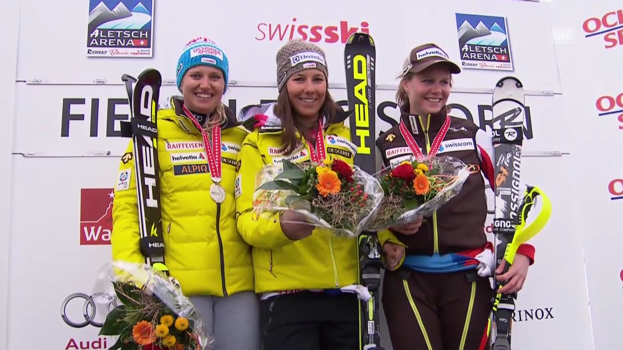Slalom der Frauen