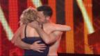 Video «Susanne Kunz & Marcus Mnerinsky mit einem Freestyle zu «Papaoutai»» abspielen