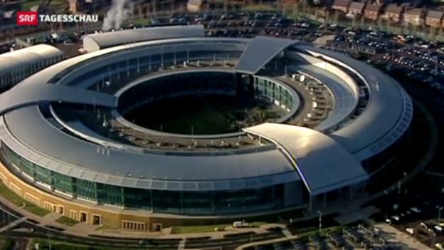 Video «Britischer Geheimdienst hört mit» abspielen