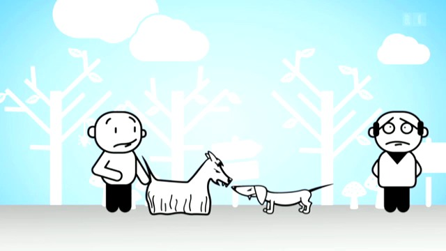 Darf man das? Hund beisst Hund: Wer muss bezahlen?
