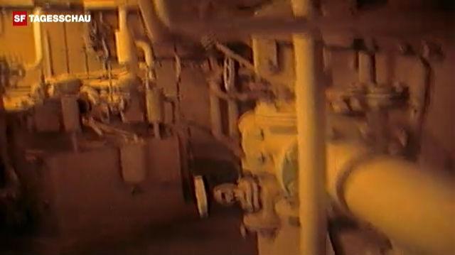 Aus dem Archiv: Atomarer Unfall im Versuchs-AKW Lucens