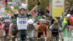 Video «Etappensieg für Gianni Meersmann an der Tour de Romandie» abspielen