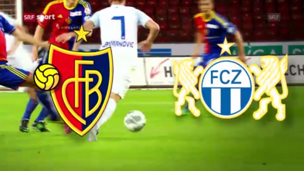 Video «Fussball: Vorschau Basel - Zürich («sportaktuell»)» abspielen