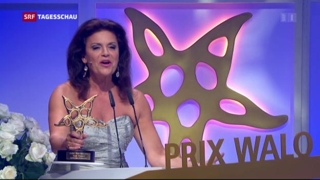 Video «Prix Walo vergeben» abspielen