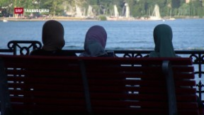 Video «Burka-Verbot im Tessin» abspielen