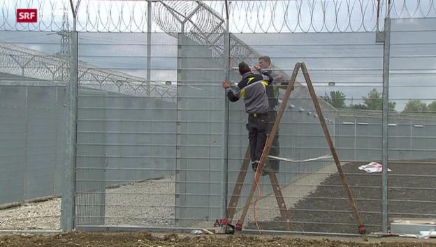 Video «Schweiz aktuell vom 12.05.2014» abspielen