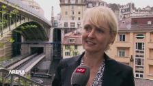 Video «Isabelle Moret» abspielen