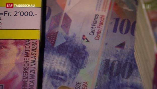 Video «Nationalbank schüttet kein Geld an Kantone und Bund aus» abspielen