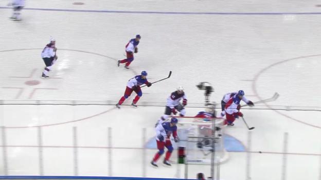 Video «Sotschi: Eishockey, Viertelfinal, USA - Tschechien» abspielen