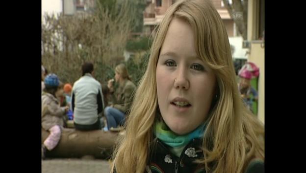 Video «Berufsbild: Fachfrau Betreuung EFZ (Kinderbetreung)» abspielen