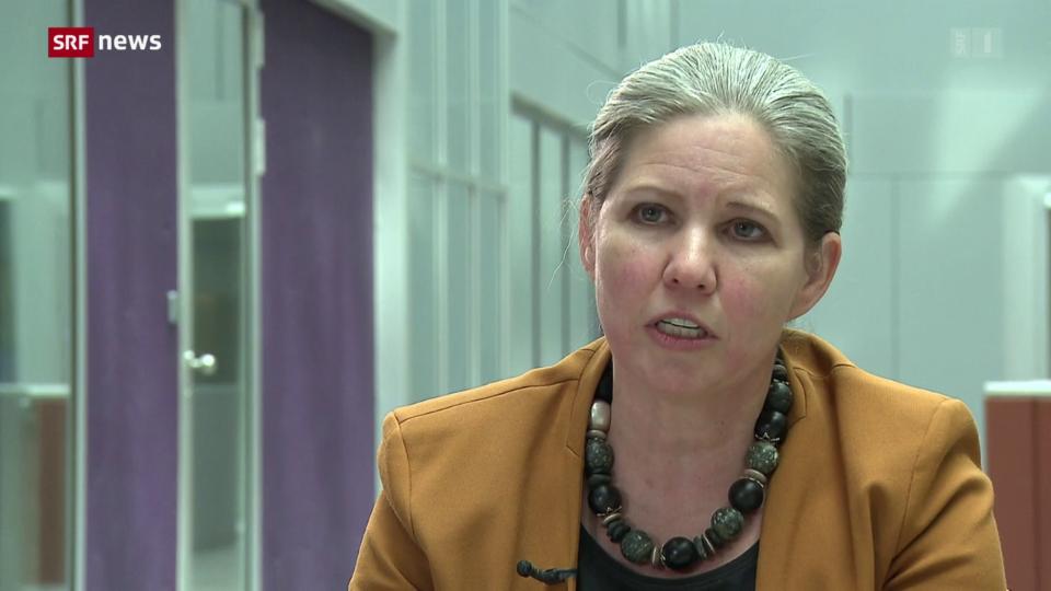 FOKUS: Sonja Studer zum Thema Berufslehren