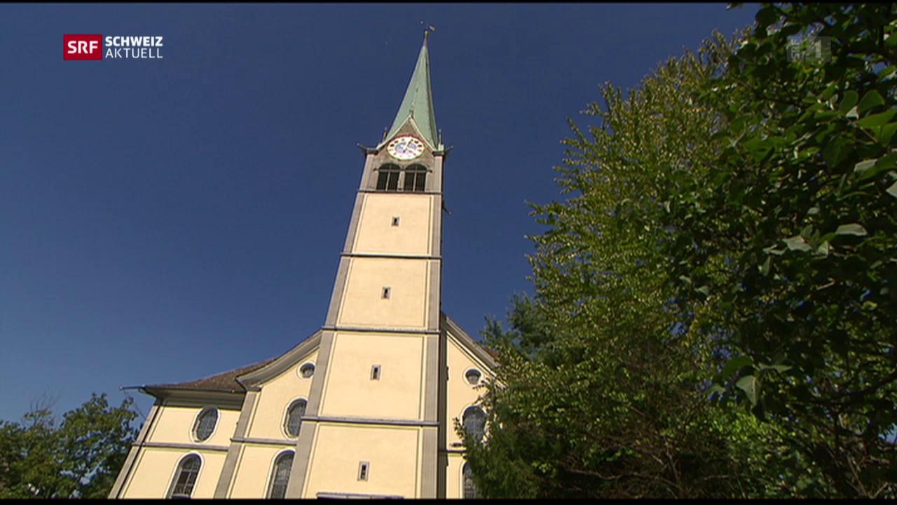 Weniger Kirchengeläut durch Gerichtsentscheid