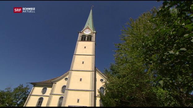 Video «Weniger Kirchengeläut durch Gerichtsentscheid» abspielen