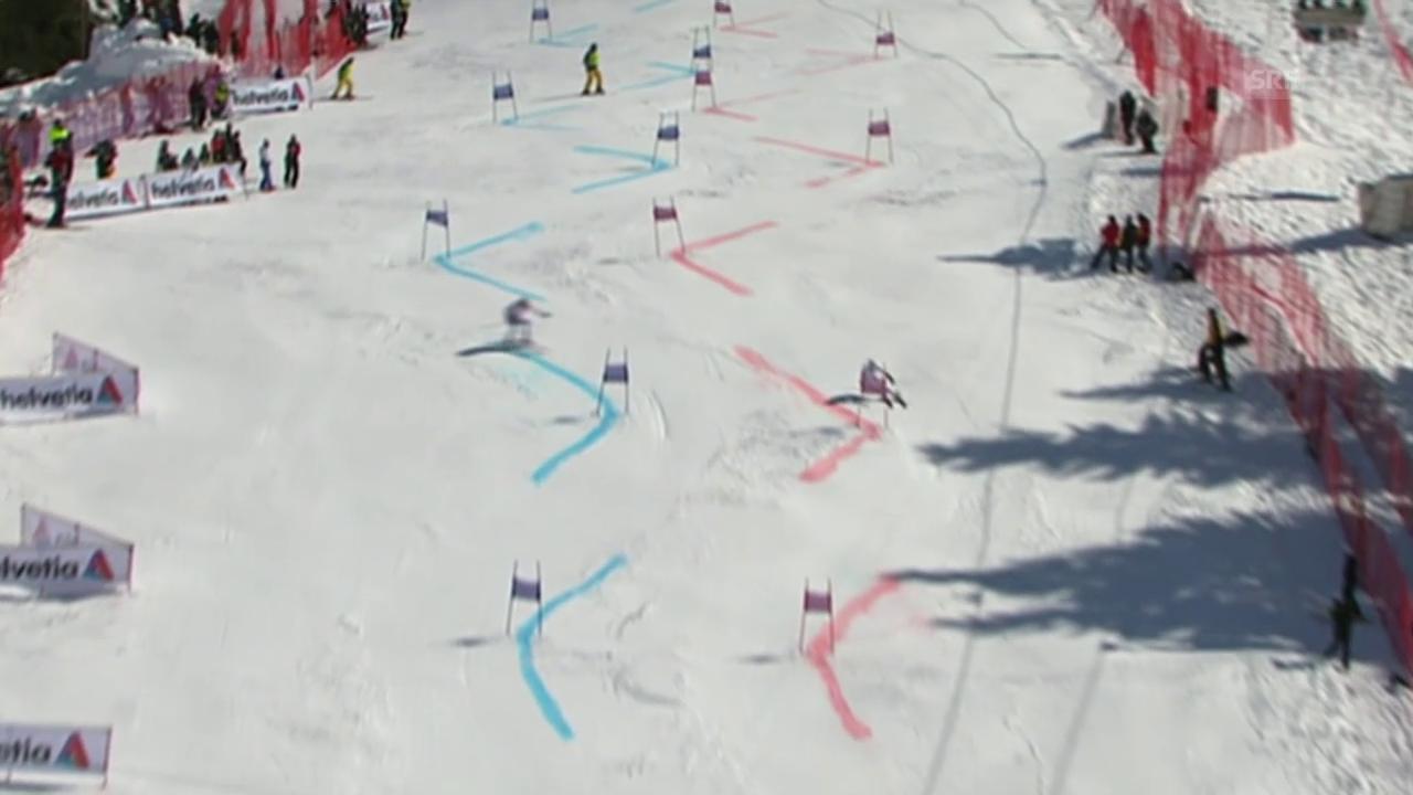Ski: So funktioniert der Team-Event