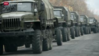 Video «Waffen für die Separatisten» abspielen