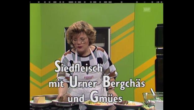 Video «Schwiizer Chuchi mit Irene Dörig: Folge 13» abspielen