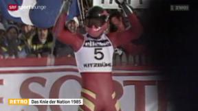 Video ««Die Schweizer» im «Retro» mit Beni Thurnheer» abspielen