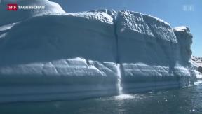 Video «Weltklima-Bericht: Forscher warnen vor drastischer Erderwärmung» abspielen